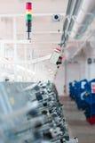 系统紧急刹车传动机 库存图片