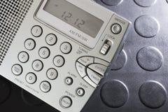 紧急收音机 免版税库存图片