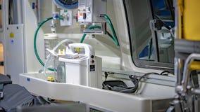 急救工具供应和设备 库存照片