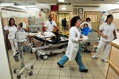急症室 免版税库存照片