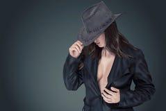 性感的妇女 库存图片
