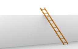 总公司梯子 免版税库存图片