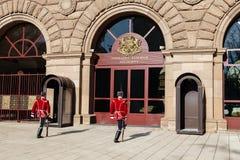 总统宫殿 索非亚是Bu资本和大城市 免版税库存图片
