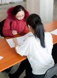 总统选举在俄国 免版税库存图片