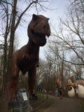 恐龙世界肯塔基 免版税库存照片