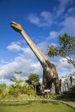 恐龙公园在泰国 免版税库存照片