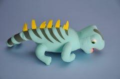 恐龙玩具 库存照片