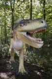恐龙4 库存照片