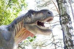 恐龙6 库存图片