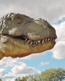 恐龙rex暴龙 免版税图库摄影