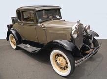 1931恢复了5个窗口福特小轿车 免版税库存图片