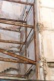 恢复原状的大厦 免版税库存照片