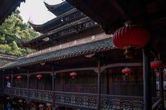 恩施多士多士北京皇城九到霍尔剧院和剧院立场里 免版税库存照片