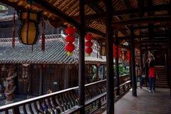 恩施多士多士北京皇城九到霍尔剧院和剧院立场里 库存照片
