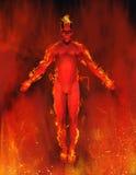 恶魔地狱 皇族释放例证