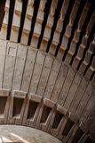 悉尼歌剧院内部支持 免版税库存图片