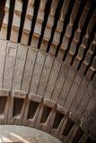 悉尼歌剧院内部高视阔步 免版税库存照片