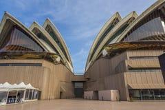 悉尼歌剧细节 库存图片