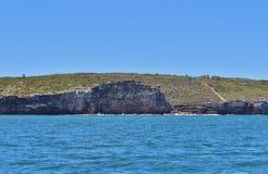 悉尼港口国家公园 免版税库存图片