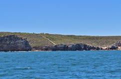 悉尼港口国家公园 免版税图库摄影