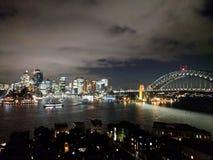 悉尼港口 免版税图库摄影