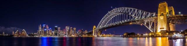 悉尼港口 免版税库存图片