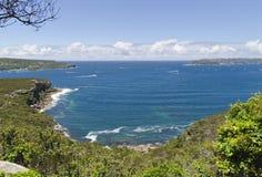 悉尼港口 库存图片