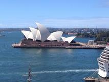 悉尼港口 免版税库存照片