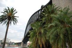 悉尼港桥 免版税图库摄影