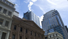 悉尼澳大利亚CBD 库存照片