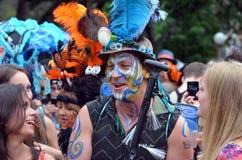 悉尼狂欢节 免版税库存照片