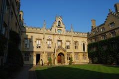 悉尼苏克塞斯学院剑桥大学 库存照片
