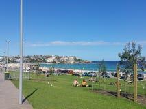 悉尼邦迪滩澳大利亚 库存照片