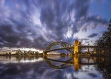 悉尼风暴季节 库存图片