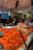 悉尼鱼市 免版税库存照片