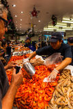 悉尼鱼市 图库摄影