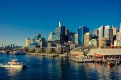 悉尼,亲爱的港口 免版税库存图片