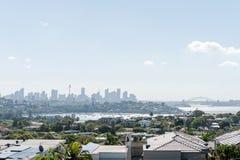 悉尼,澳大利亚- 2014年11月18日:悉尼港口和歌剧院 都市风景 亲爱的点,点吹笛者 库存图片