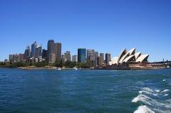 悉尼,澳大利亚 免版税图库摄影