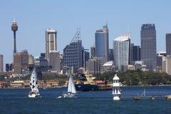 悉尼, AUSTRALIA-DECEMBER第19 2013年:罐车Anatoma做i 库存照片