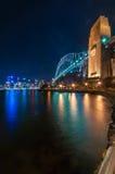 悉尼10月10,2009悉尼港口 库存图片