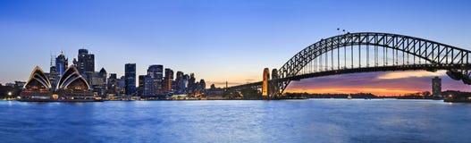 悉尼CBD Kirribilli 3水平的平底锅 库存照片