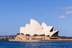 悉尼opear房子 免版税图库摄影