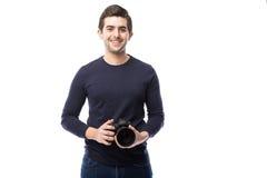 悦目profesional摄影师 库存照片