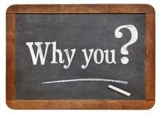 您为什么问 免版税库存照片