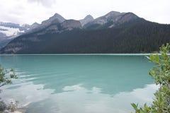 您将爱上的美丽的湖 免版税库存照片