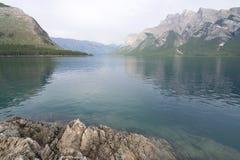 您将爱上的美丽的湖 免版税库存图片