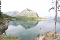 您将爱上的美丽的湖 库存图片