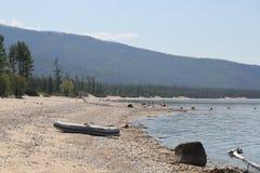 您的伟大的贝加尔湖,俄罗斯照片 库存图片