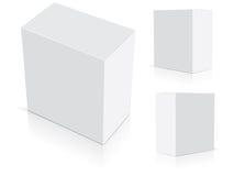 您的公司本体的箱子 向量例证